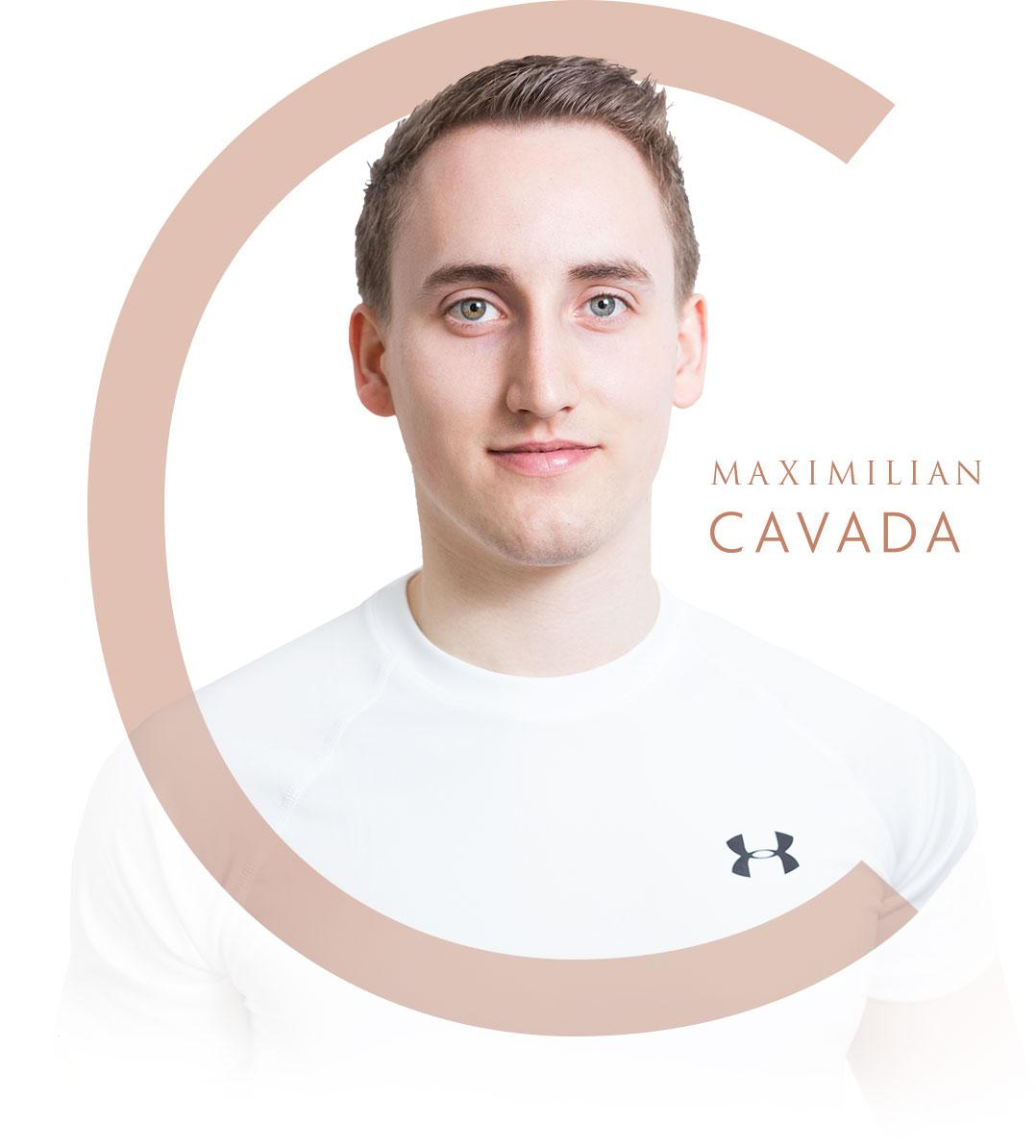 Max Cavada –Personal Trainer