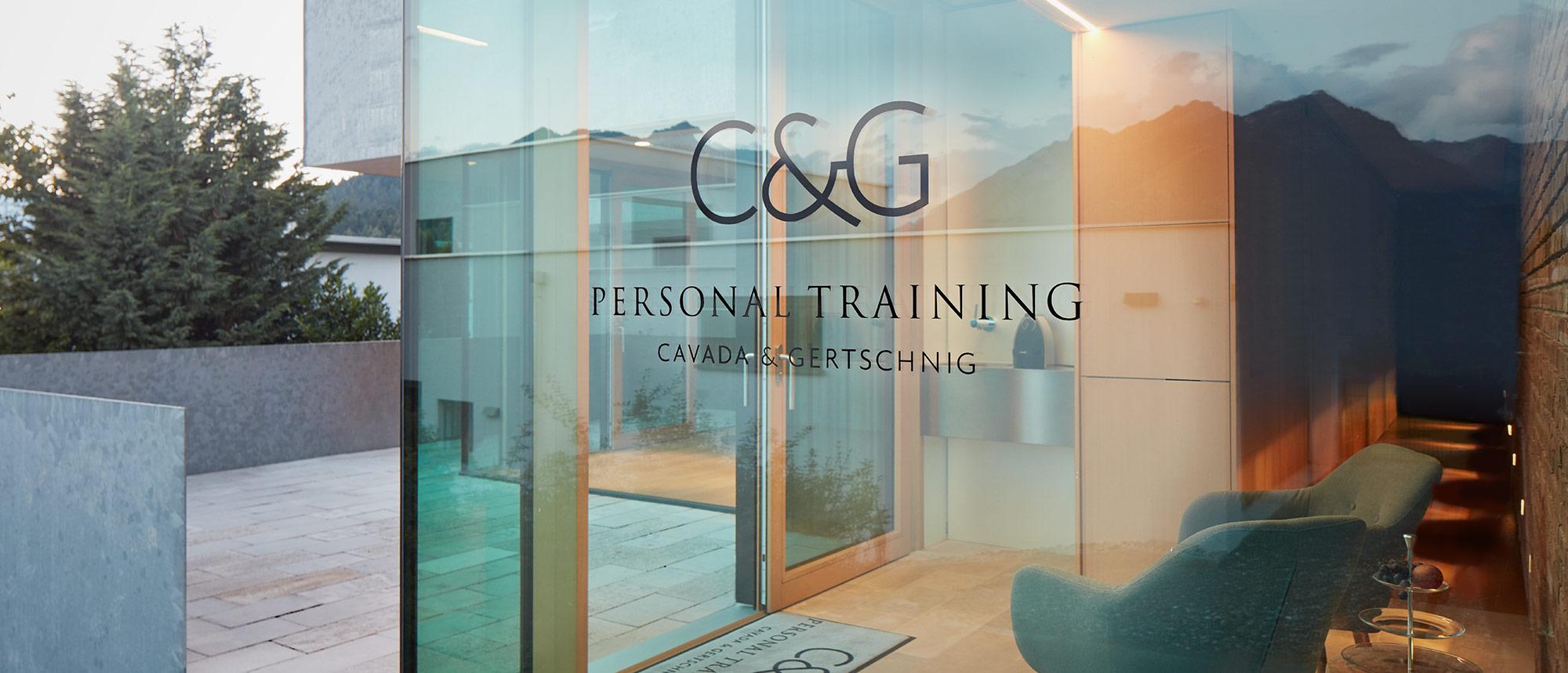 C&G Personal Training – Außen